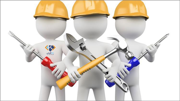 طراحی سایت تعمیرات و تعمیرگاهی