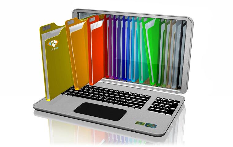 طراحی سایت دفتر اسناد رسمی .