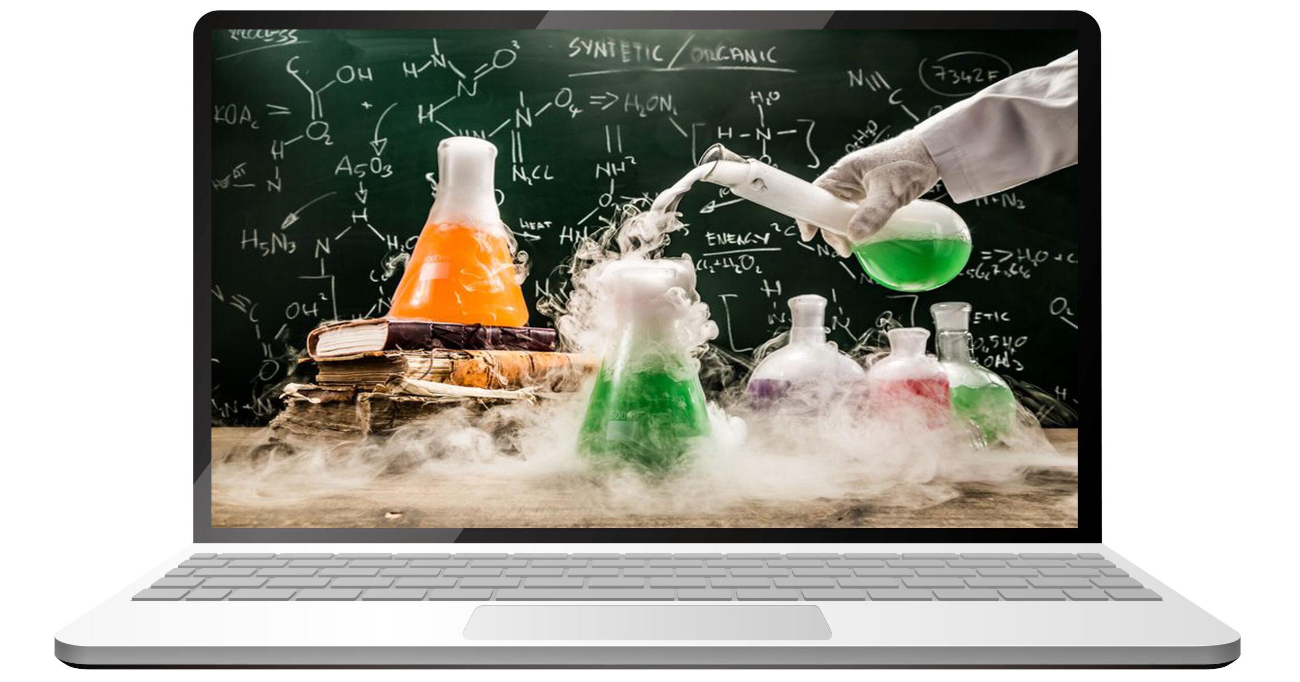 طراحی سایت صنایع شیمیایی