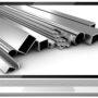 طراحی سایت صنایع فلزی