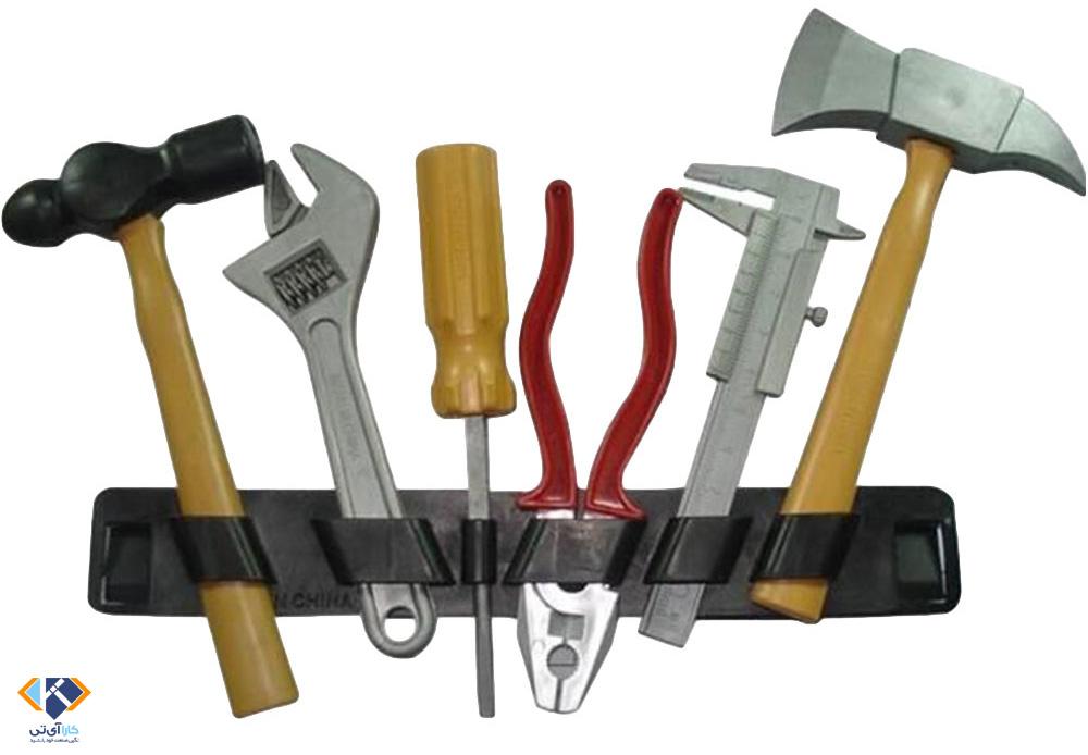 طراحی سایت فروشگاه ابزار و یراق