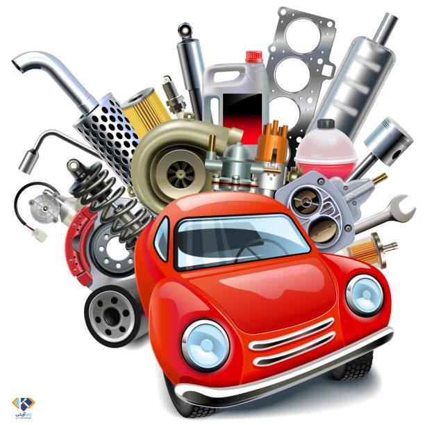 طراحی سایت قطعات خودرو