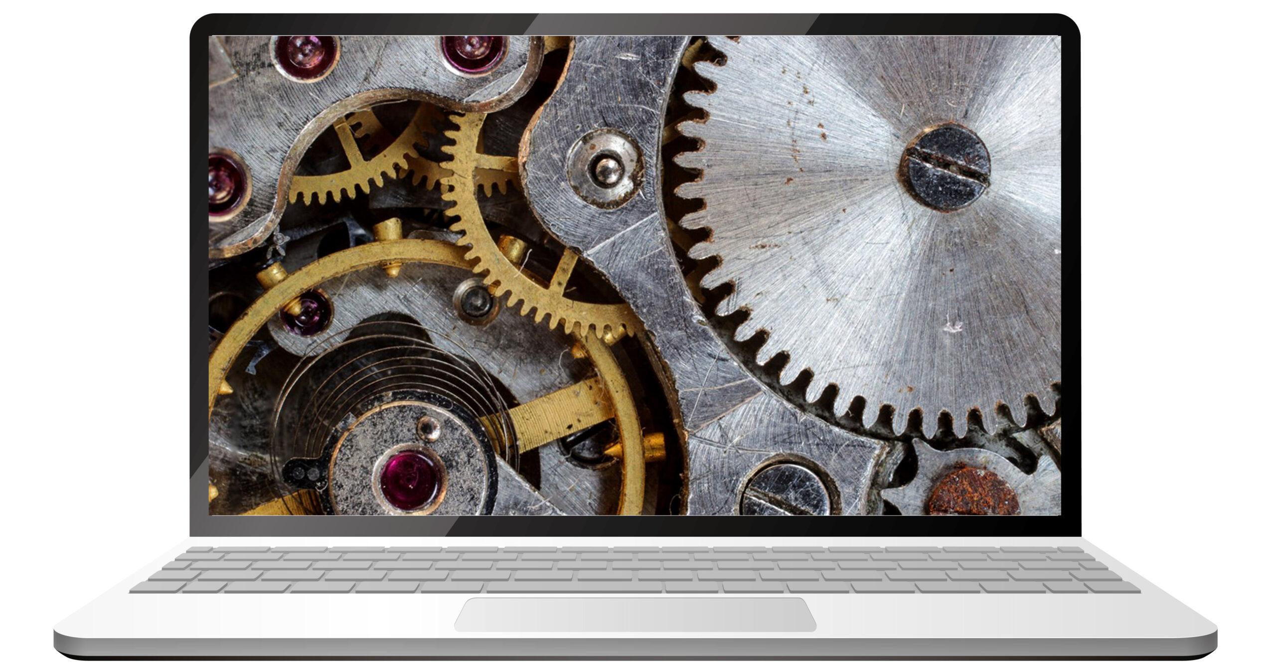 طراحی سایت ماشین آلات صنعتی