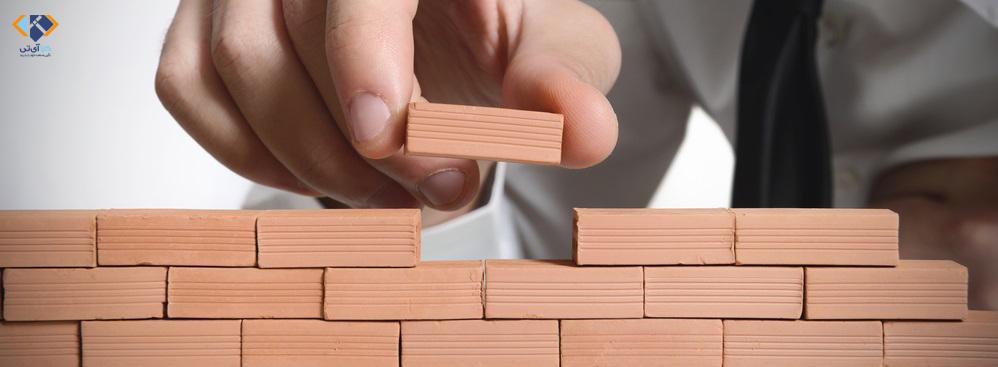طراحی سایت مصالح ساختمانی