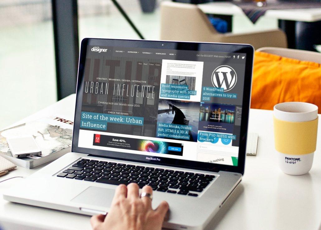نحوه طراحی سایت وردپرس