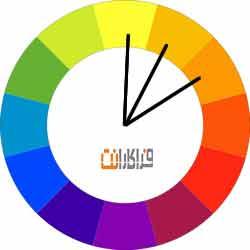 رنگ مناسب برای طراحی سایت