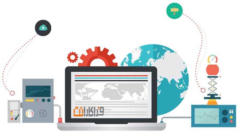 راه اندازی و طراحی سایت