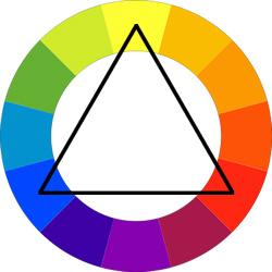 رنگ مناسب سایت
