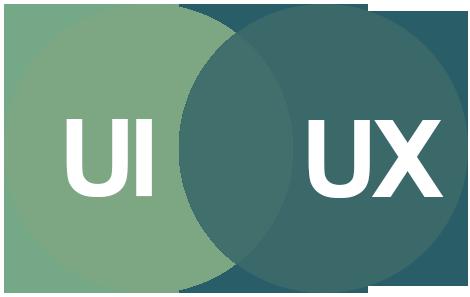 ui در طراحی سایت
