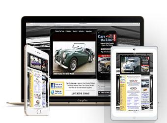 طراحی سایت آژانس اتومبیل آنلاین