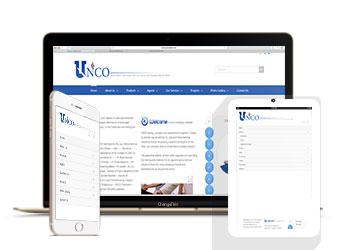 طراحی سایت تجهیزات صنعتی