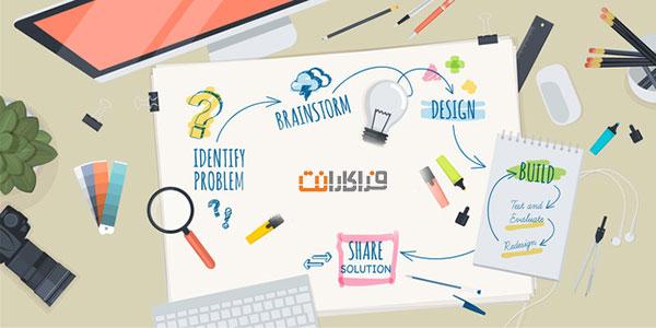 تاریخچه طراحی وب سایت