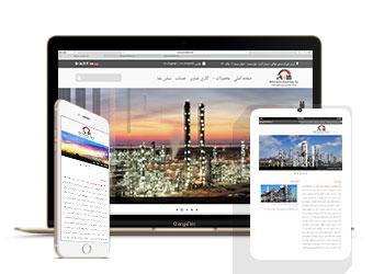 بسته طراحی سایت اطلاع رسانی انتخابی