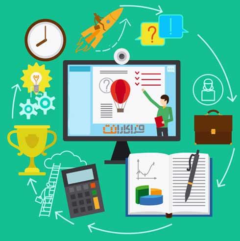بسته طراحی گرافیک اختصاصی و پیاده سازی صفحات