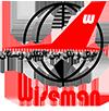 طراحی سایت حمل و نقل بین المللی ویسمان