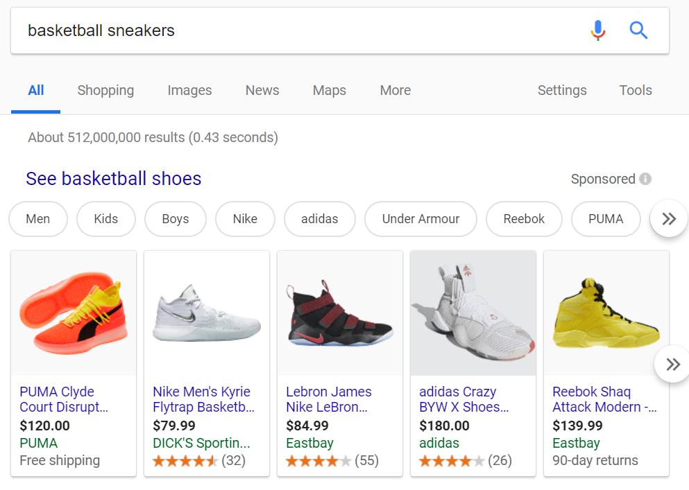 کمپین شاپینگ گوگل ادز