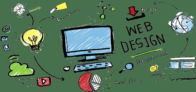 طراحی قالب سایت