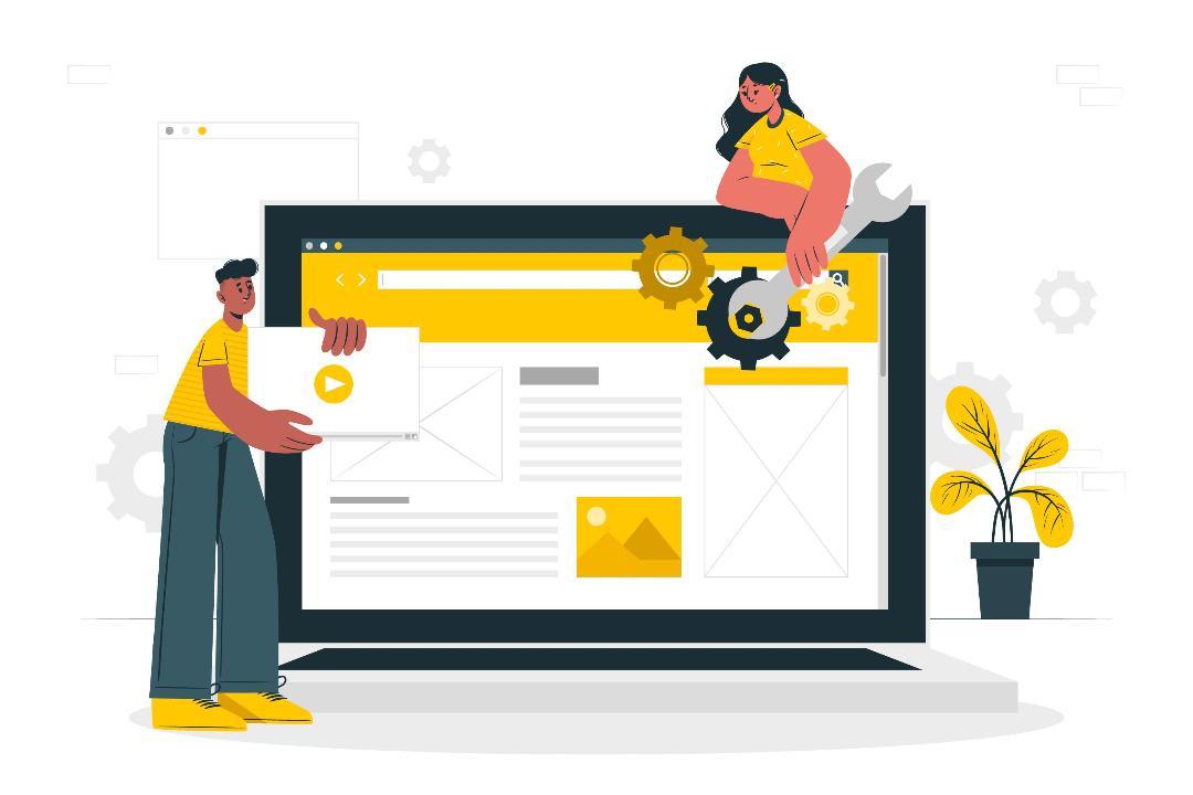 اشتباهات رایج طراحی سایت